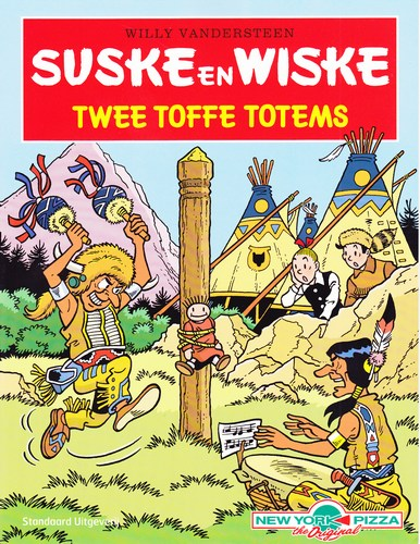 Reclame uitgaven - Twee toffe totems new york pizza_f (104K)